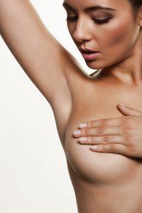 Breast Model Looking down